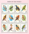 Guyana 1994 Birds of the World (PHILAKOREA '94) SSa1.jpg