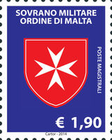 Sovereign Military Order of Malta 2014 The Maltese Cross f