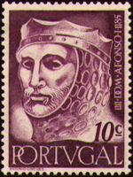 Portugal 1955 Portuguese Kings a