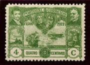 Portugal 1923 First flight Lisbon Brazil d