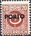 Austria 1946 Occupation Stamps of the Allied Military Government Overprinted in Black h.jpg