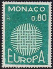 Monaco 1970 Europa b