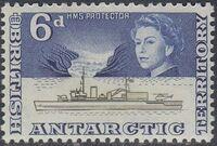 British Antarctic Territory 1963 Definitives h