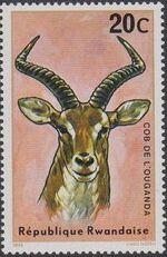 Rwanda 1975 Antelopes a