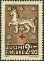 Finland 1943 Coats of Arms - Finnish Red Cross b.jpg
