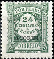 Azores 1922 Postage Due Stamps of Portugal Overprinted (1st Group) b.jpg