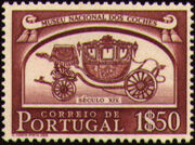 Portugal 1952 National Coach Museum g