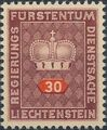 Liechtenstein 1950 Crown d.jpg