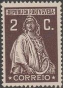 Portugal 1926 Ceres (London Issue) a