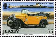 Jersey 2010 Vintage Cars c