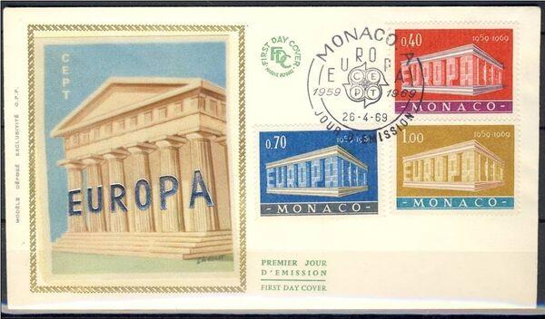 Monaco 1969 Europa e
