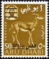 Abu Dhabi 1966 Sheik Zaid bin Sultan al Nahayan Surcharged f.jpg