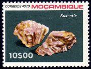Mozambique 1979 Minerals from Mozambique e