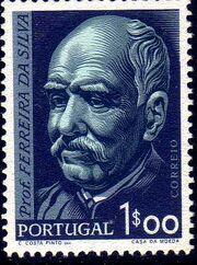 Portugal 1956 Birth Centenary of Ferreira da Silva a