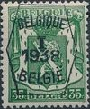 Belgium 1938 Coat of Arms - Precancel (1st Group) e.jpg