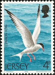 Jersey 1975 Sea Birds a