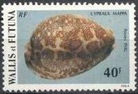 Wallis and Futuna 1982 Sea shells e