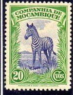 Mozambique company 1937 Assorted designs e