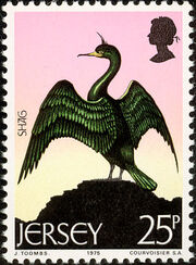 Jersey 1975 Sea Birds d