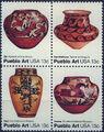 United States of America 1977 American Folk Art Series - Pueblo Pottery e.jpg