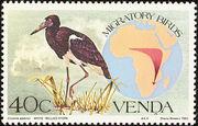 Venda 1983 Migratory Birds d