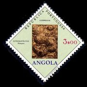 Angola 1970 Fossils and Minerals from Angola f