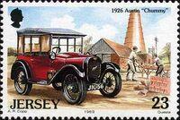 Jersey 1989 Vintage Cars c