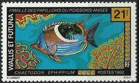 Wallis and Futuna 1992 Fishes a