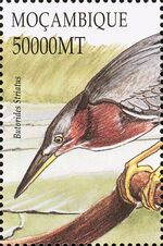 Mozambique 2002 Birds of Africa cc