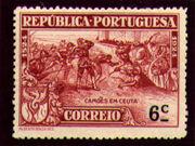 Portugal 1924 400th Birth Anniversary of Camões e