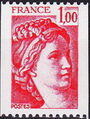 France 1977 Sabine after Jacques-Louis David (1748-1825) (1st Issue) d.jpg