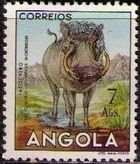 Angola 1953 Animals from Angola p