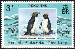 British Antarctic Territory 1979 Penguins a