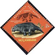Mozambique 1971 Fossils and Minerals from Mozambique e