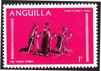 Anguilla 1968 Christmas a
