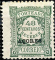 Azores 1924 Postage Due Stamps of Portugal Overprinted (3rd Group) h.jpg