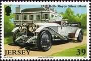 Jersey 2010 Vintage Cars a