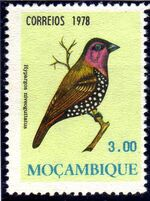 Mozambique 1978 Birds e