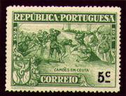 Portugal 1924 400th Birth Anniversary of Camões d