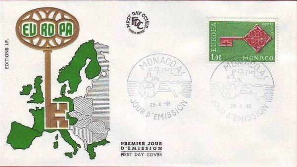 Monaco 1968 Europa i