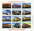 Sierra Leone 1995 Railways of the World Sa.jpg