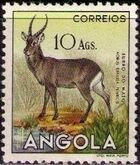 Angola 1953 Animals from Angola q