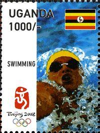 Uganda 2008 29th Olympic Games 2008 - Beijing d