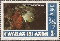 Cayman Islands 1978 Fishes (1st Issue) a