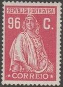 Portugal 1926 Ceres (London Issue) p
