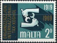 Malta 1969 ILO Organisation a
