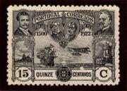 Portugal 1923 First flight Lisbon Brazil g