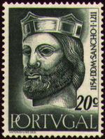 Portugal 1955 Portuguese Kings b