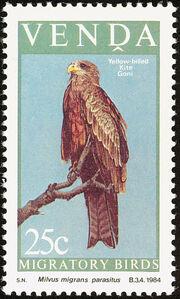 Venda 1984 Migratory Birds c