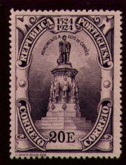Portugal 1924 400th Birth Anniversary of Camões ae